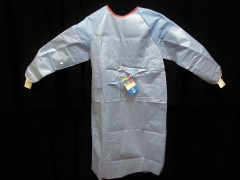 SMS, SMMS, Reinforced surgical gown, Disposable surgical gown, Smms gown, SFS surgical gown
